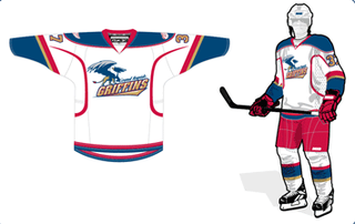 Grand Rapids Griffins maillot 1