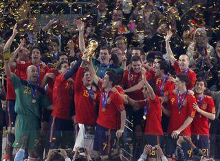 L'Espagne championne du Monde de football