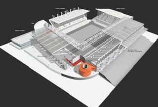 Nouveau stade Felix Bollaert