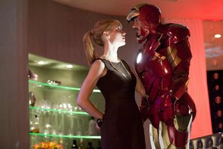 Gwyneth Paltrow et Robert Downey Jr
