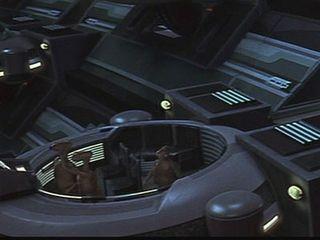 E.T dans Star Wars