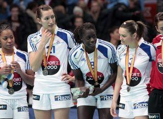 La France vice championne du monde de handball