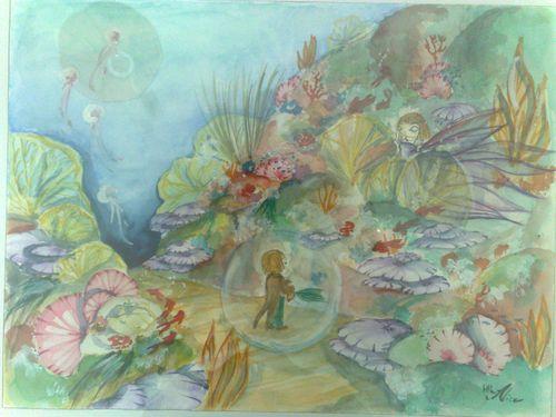 La fée des eaux et le petit prince